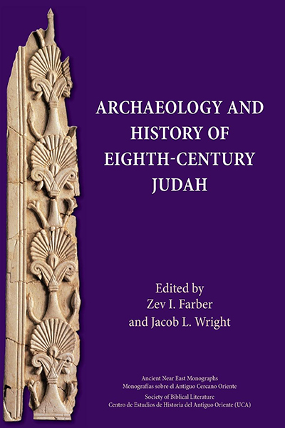 farber-wright-archaeology-of-judah