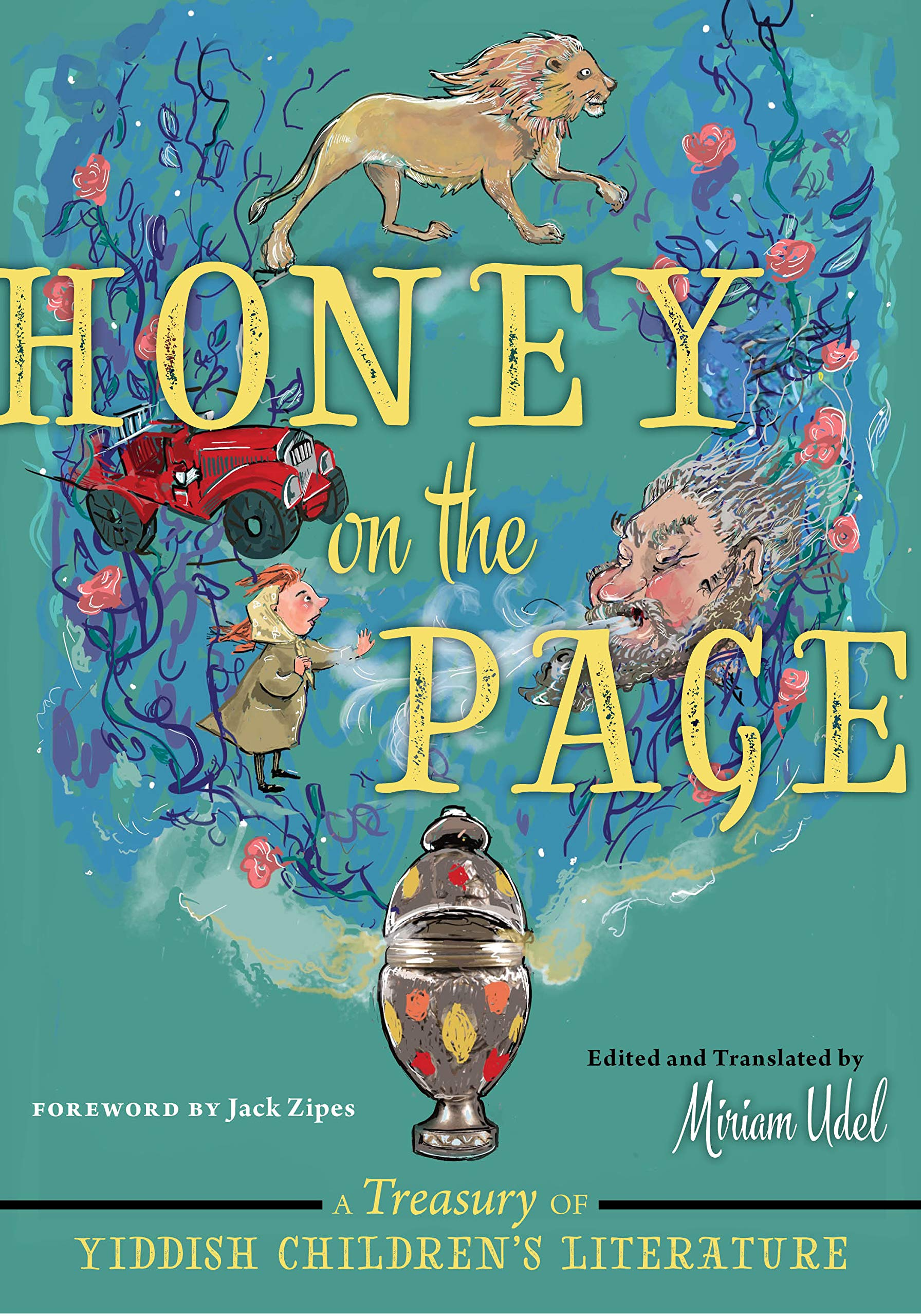 honey-on-the-page-cover